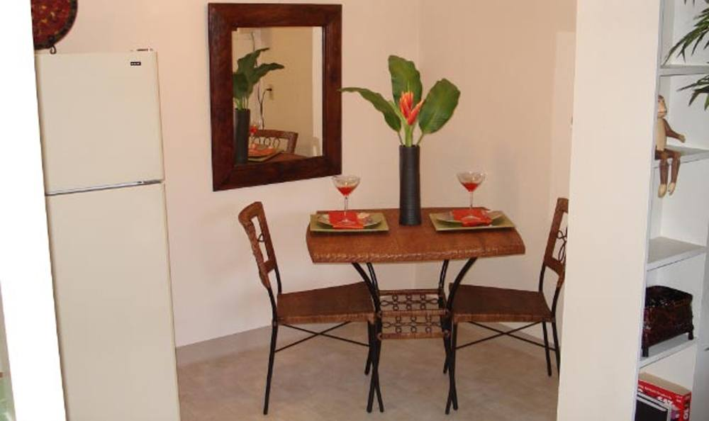 Dining Room At Sacramento Apartment Rentals