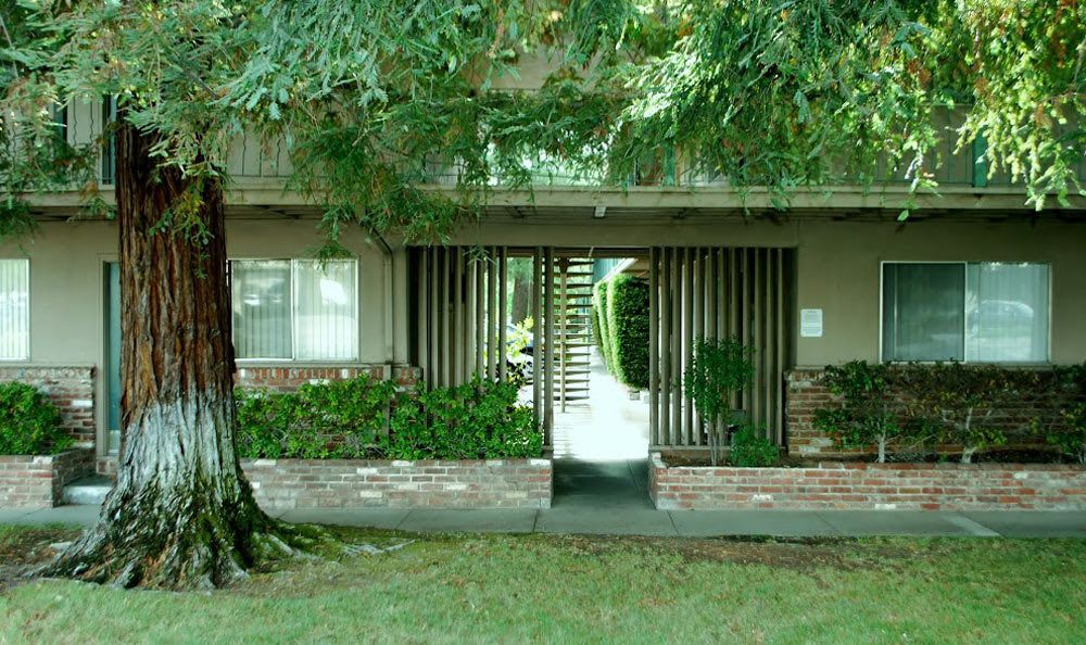 Exterior At Sacramento Apartment Rentals
