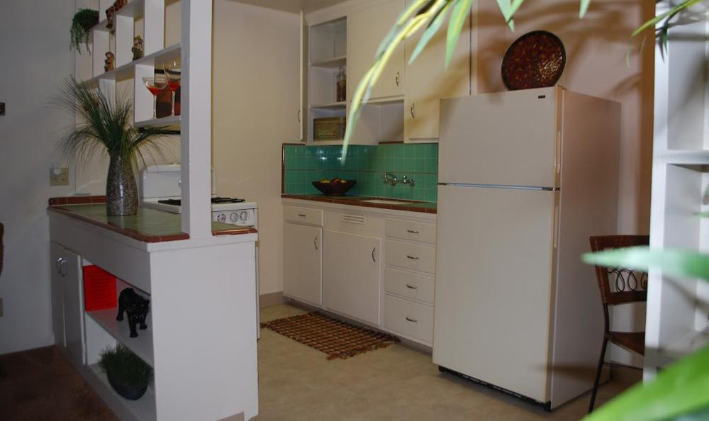 Kitchen At Sacramento Apartment Rentals
