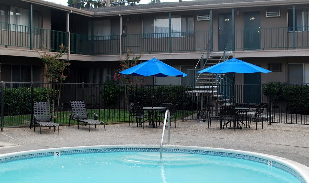 Pool At Sacramento Apartment Rentals