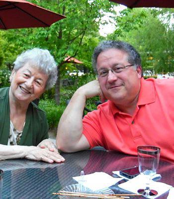 Happy Couple at Ray Stone Inc.
