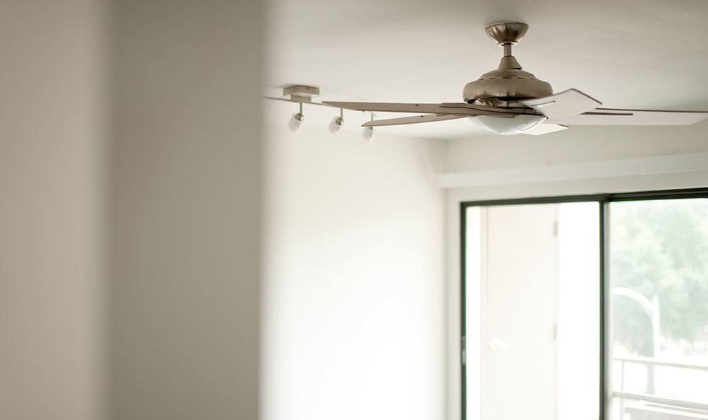 Live in luxury and comfort at 3Fifty8 with ceiling fans