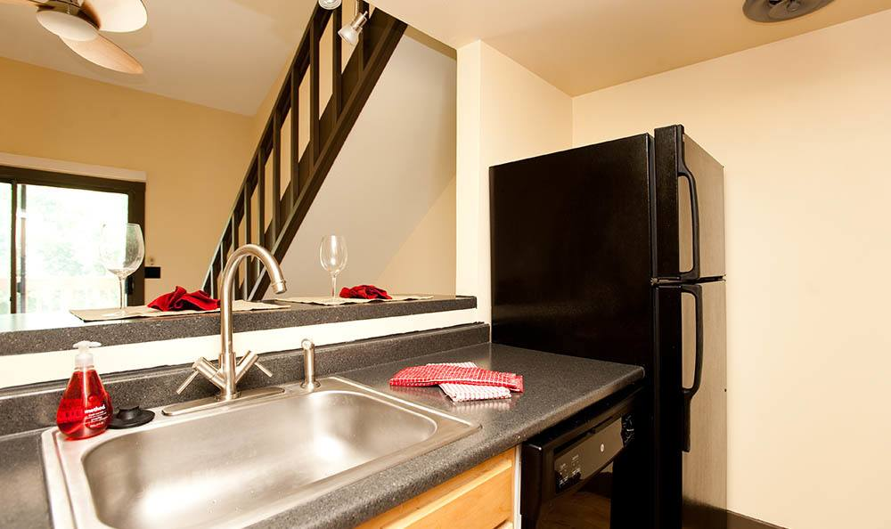 New Appliances In Kitchens At Apartments In Lexington Kentucky