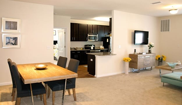 1 And 2 Bedroom Apartments At Marcella At Town Center
