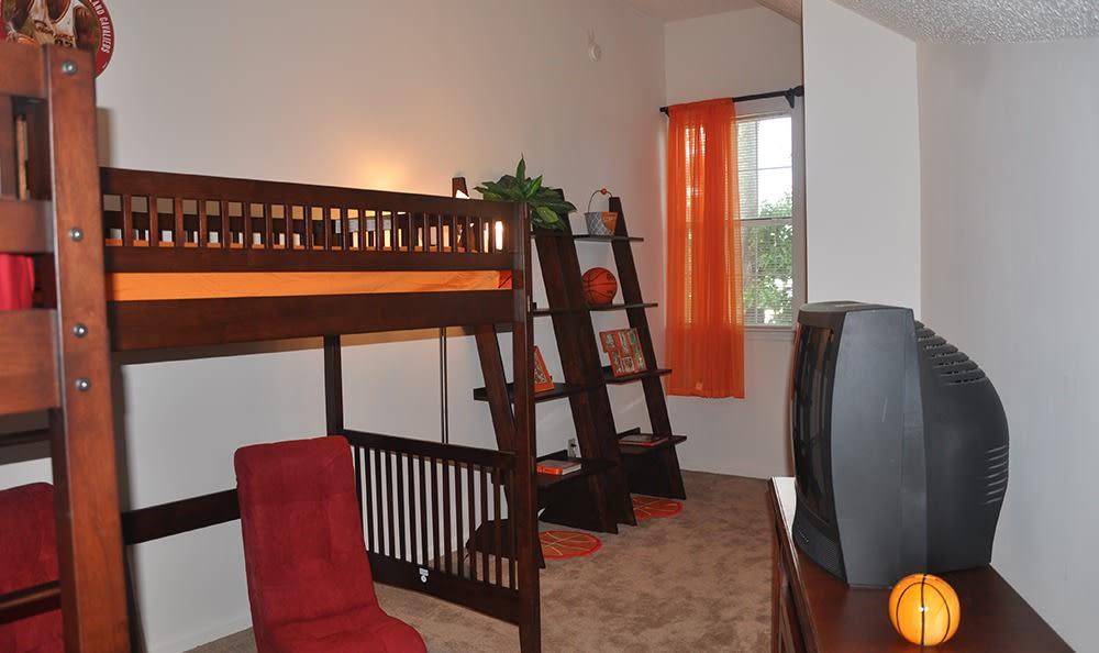 Bedroom At Apartments In Virginia Beach Virginia
