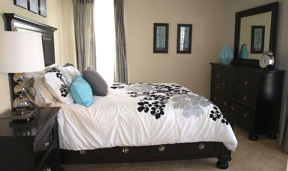 Bedroom At Apartments In Chester Virginia