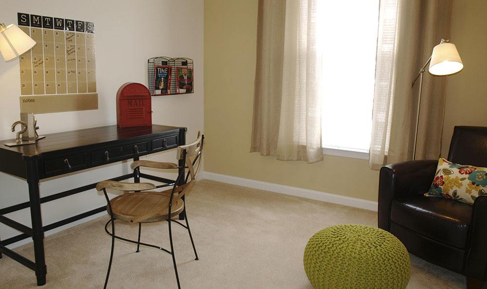 Study At Apartments In Chester Virginia