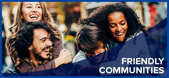 Friendly Communities Callout