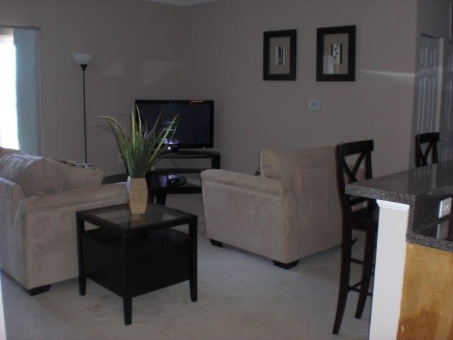 Summit Rise Living Room