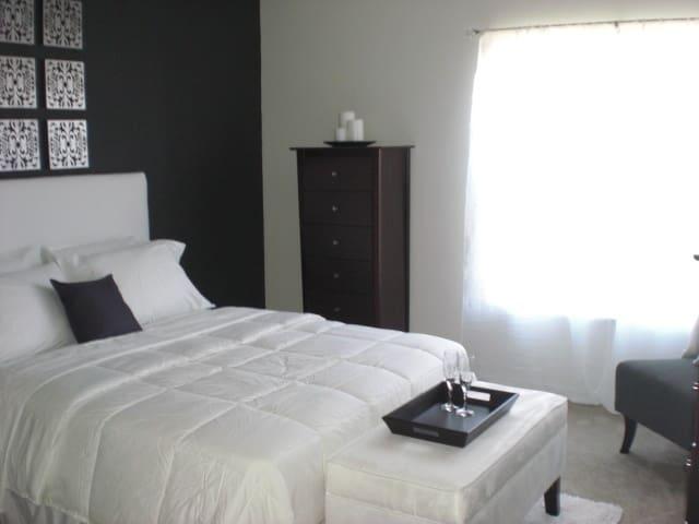 Summit Rise Master Bedroom