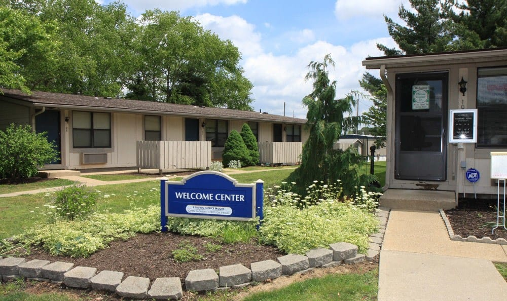 Welcome Center At Beckford Place Apartments In North Canton, OH