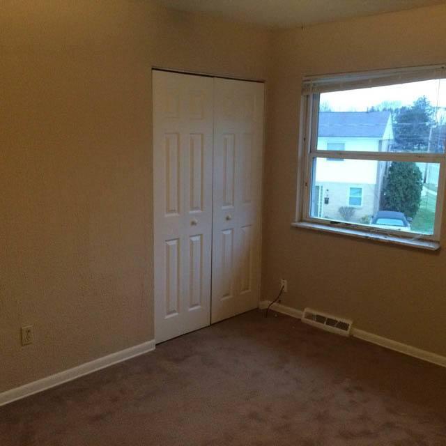 Closet at apartments in Elyria