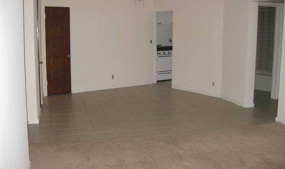 Spacious floor plans at apartments in Lakewood, OH