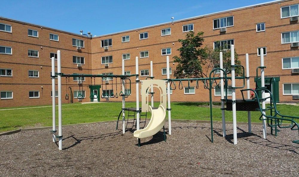 Playground At Dorchester Village Apartments In Richmond Heights, OH