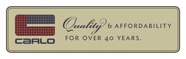 Carlo has been providing quality and affordability for over 40 years