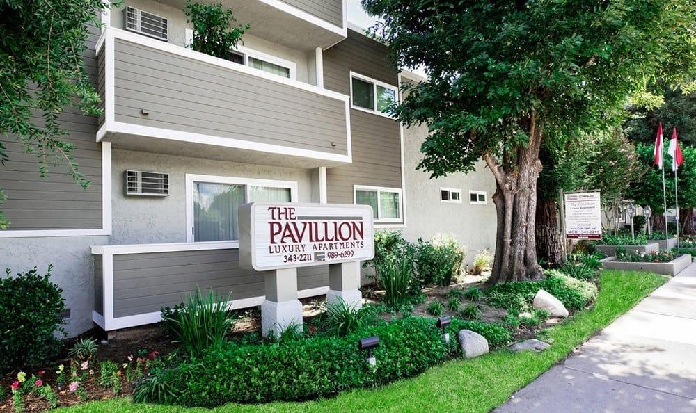 Exterior at The Pavillion in Tarzana, CA