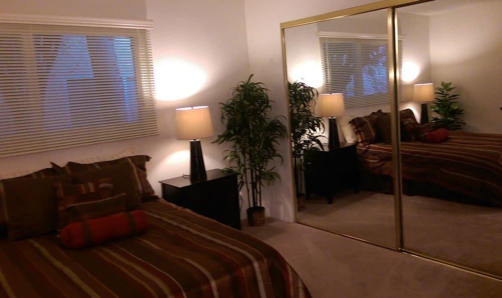 Bedroom At The Esplanade