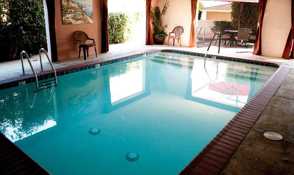The Ritz Apartments Pool