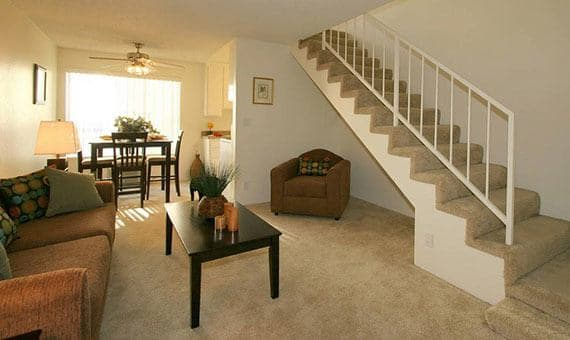 Furnished Studios, 1 Bedroom Townhomes & Apartments in