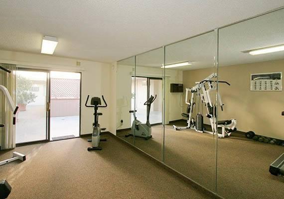 The Enclave gym