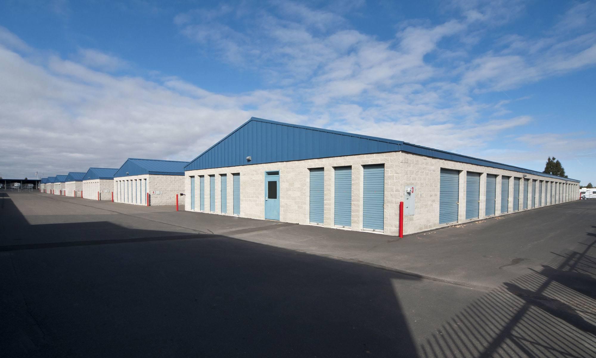 Self storage in Williams AZ