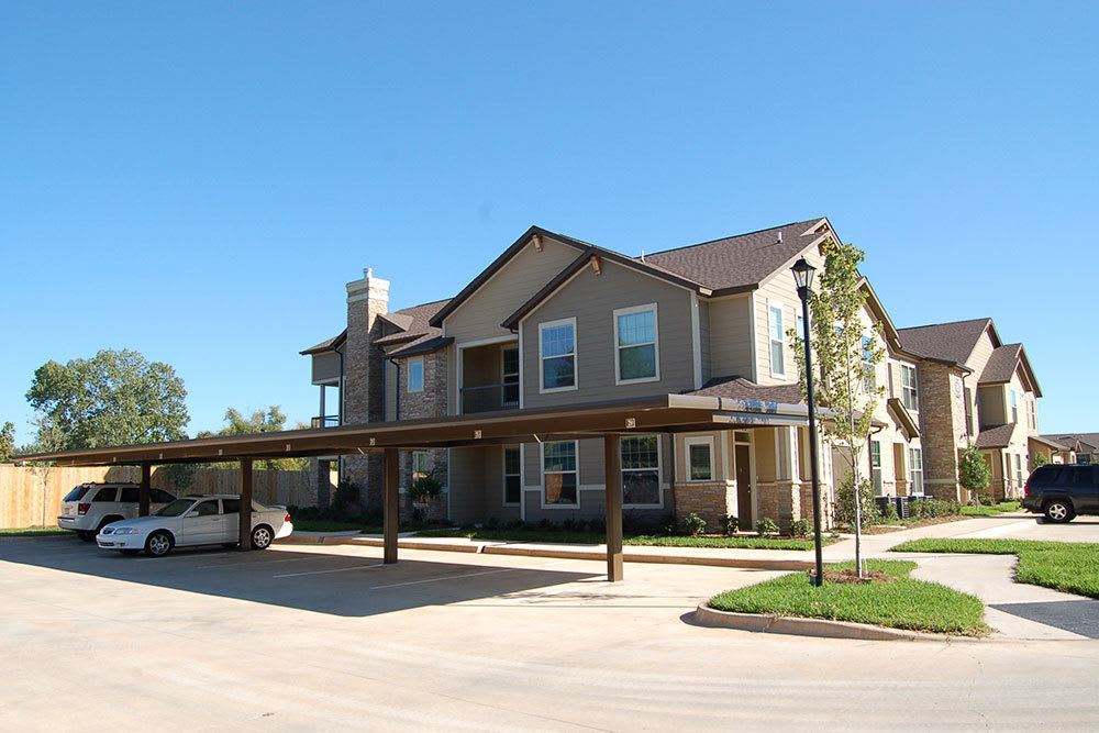 The Boulders on Fern Apartment Homes offers covered carport parking to protect your car