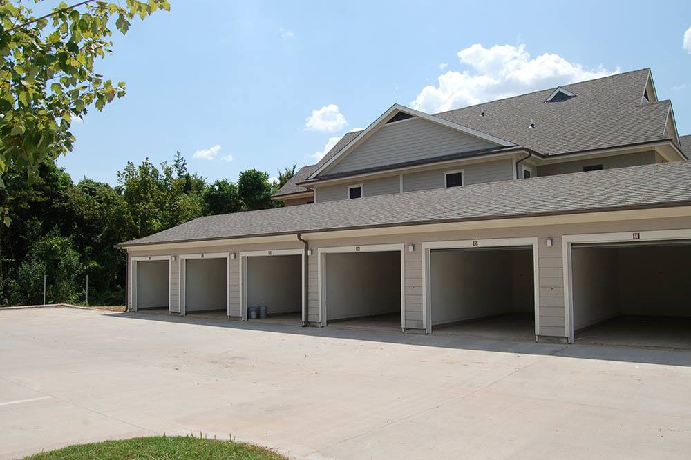 Carport Parking At Riverscape