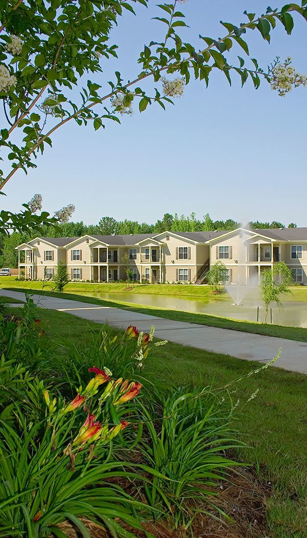 Enjoy luxurious apartment and community amenities at The Village at Westlake Apartment Homes