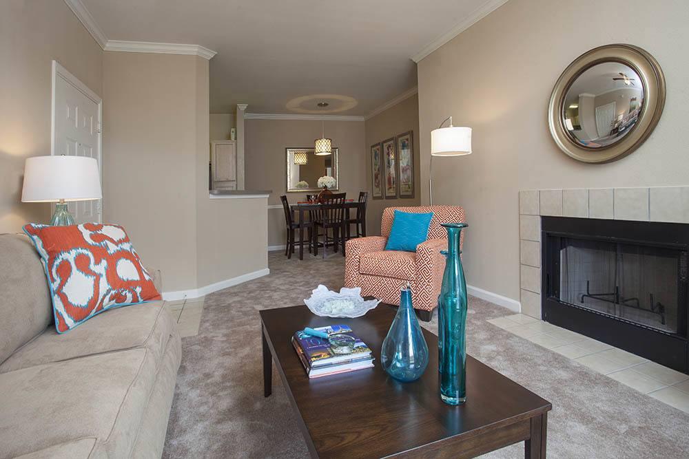Designer Living Spaces