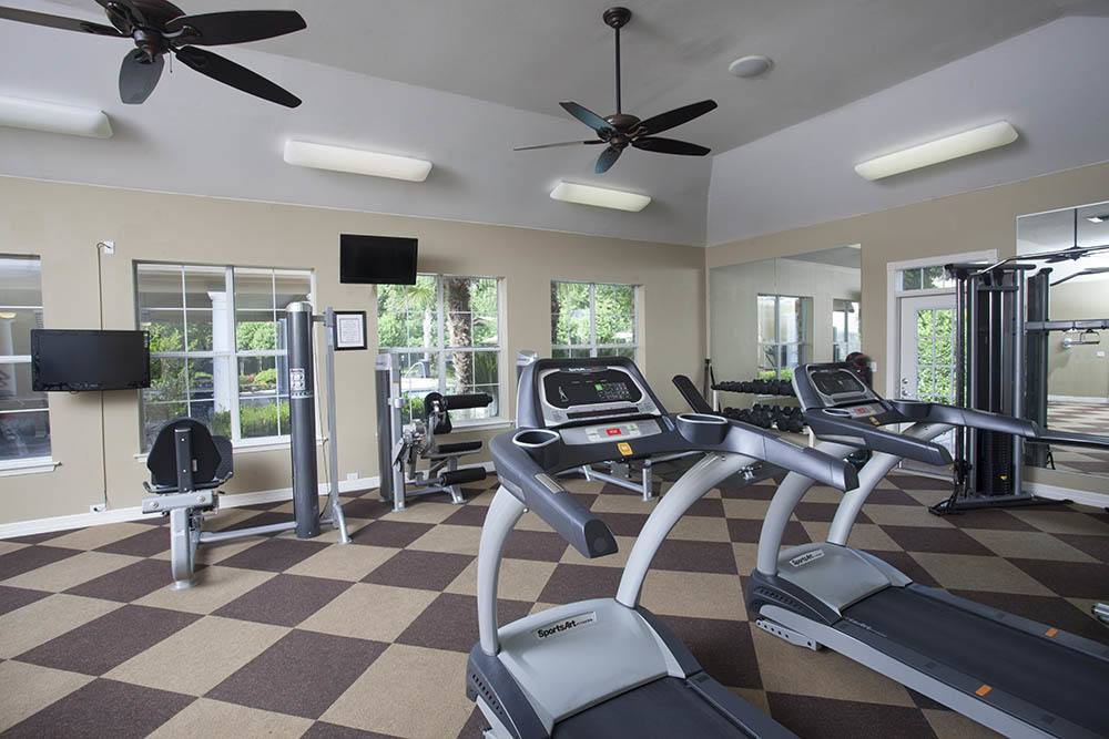 Fitness Center At Nelson Pointe