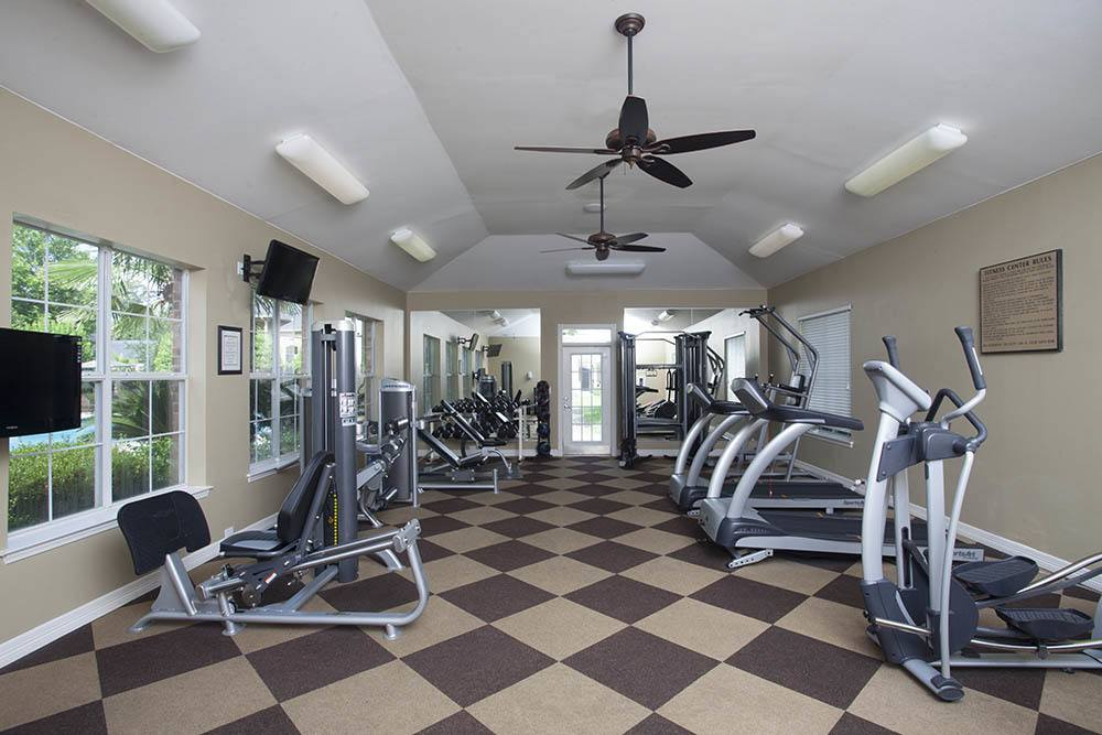 Nelson Pointe Is Equipped With A Fitness Center