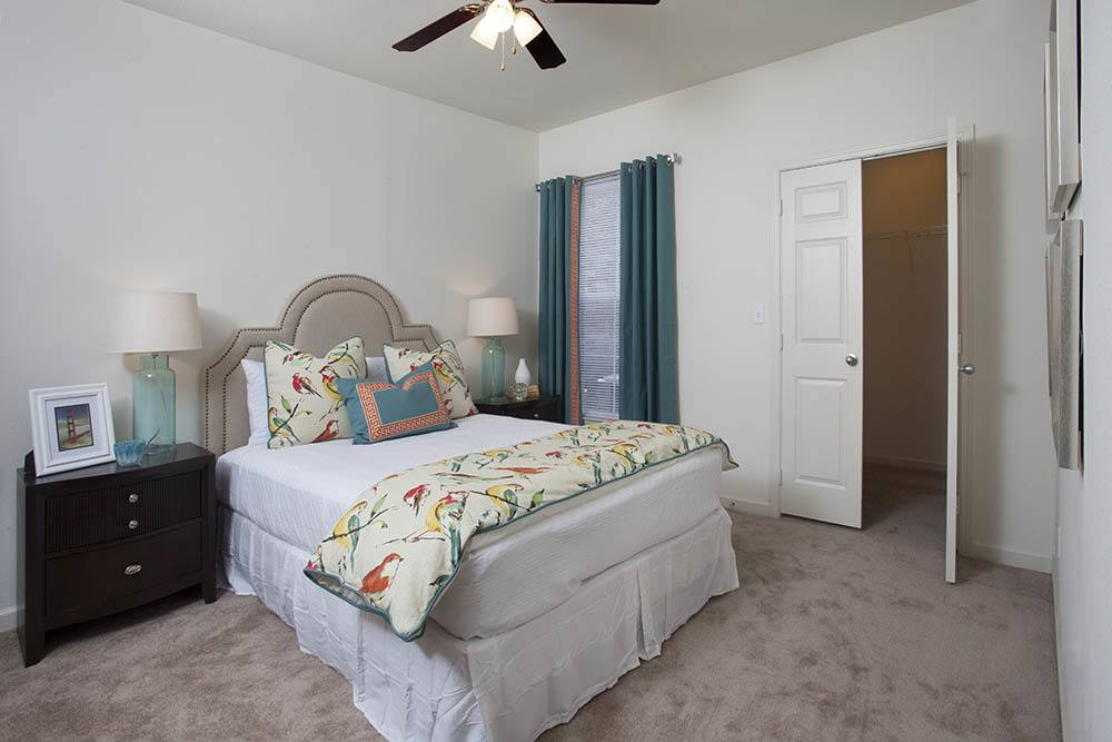 Smaller Bedrooms At Nelson Pointe Apartments