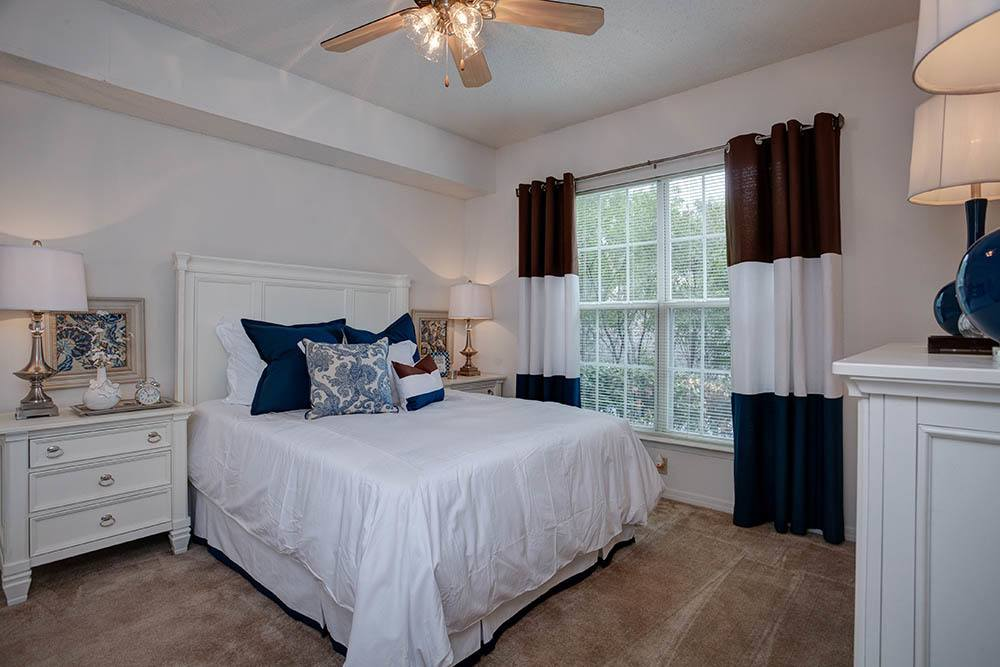 Large Bedrooms At The Grove Apartments