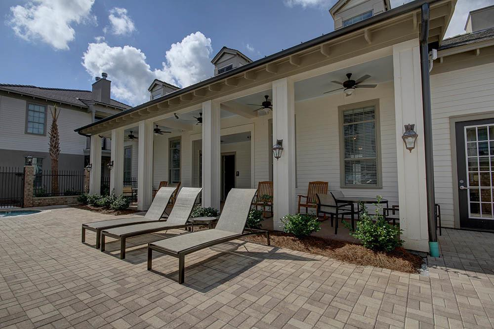 Community Clubhouse At Waterview Apartments
