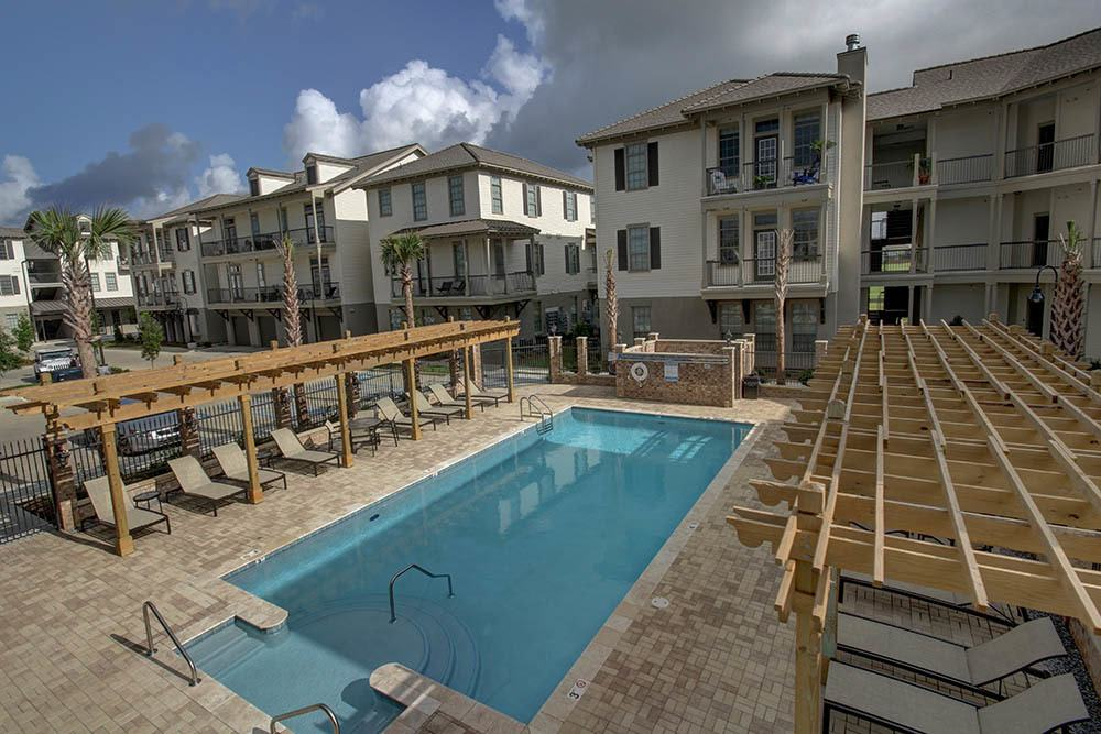 Waterview Apartments Community Pool