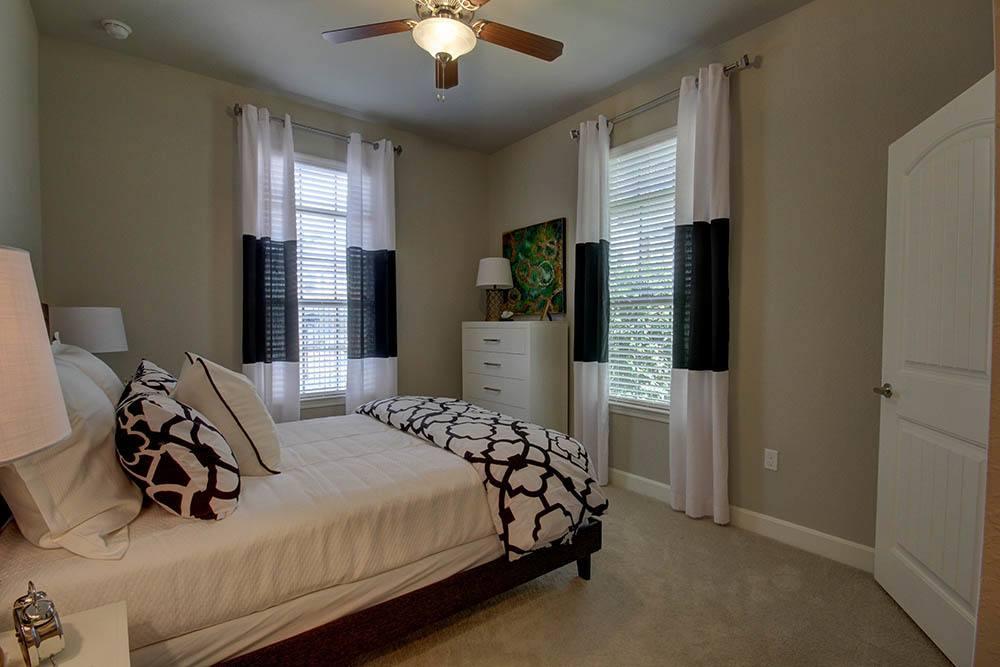 Waterview Master Bedrooms