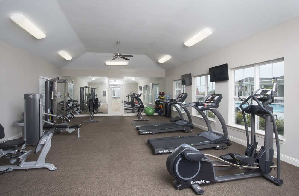 Belle Savanne Sulphur Apartments Gym