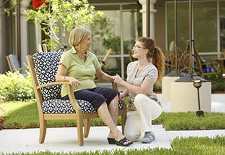 Friendly care is waiting at Rittenhouse Village