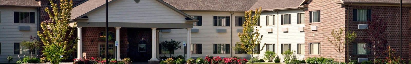 Senior living options at the senior living community in Valparaiso