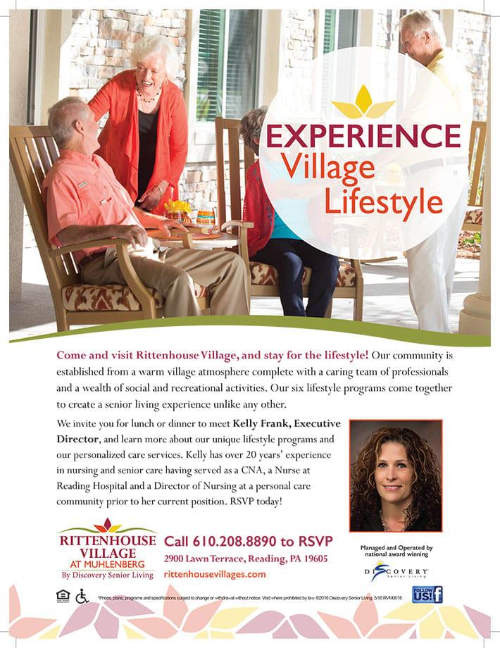 Experience Village Lifestyle