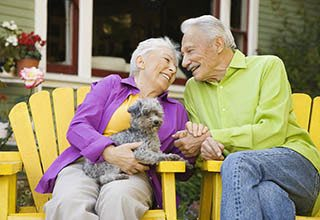 Rittenhouse Village At Michigan City is pet friendly!