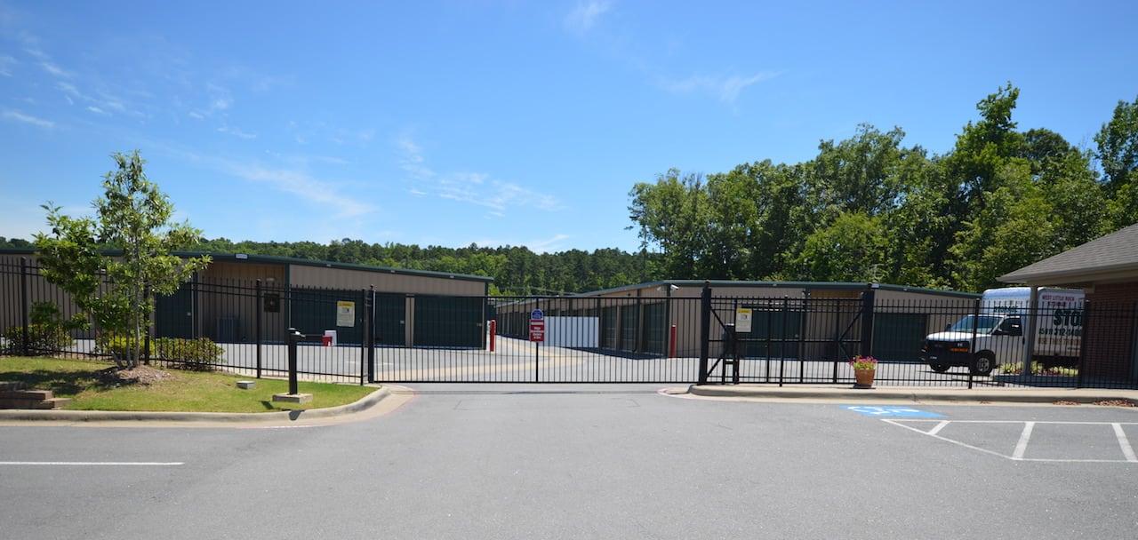 Self Storage Little Rock Arkansas Chenal Storage Center