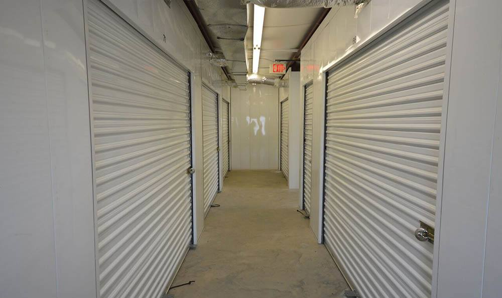 Clean units at West Little Rock Storage