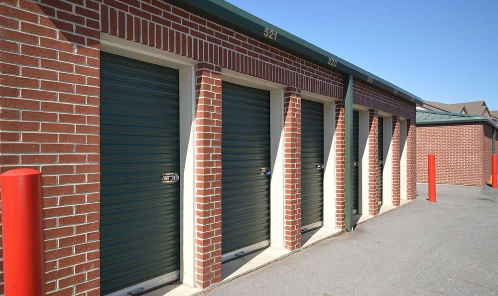 Maumelle AR storage units