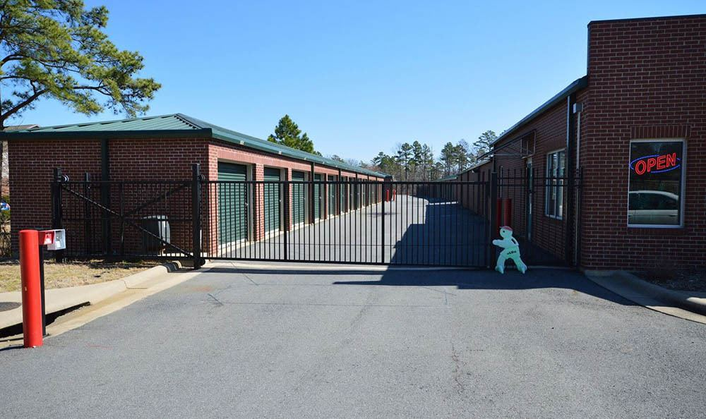 Storage Spot of Maumelle secure self storage in Maumelle AR