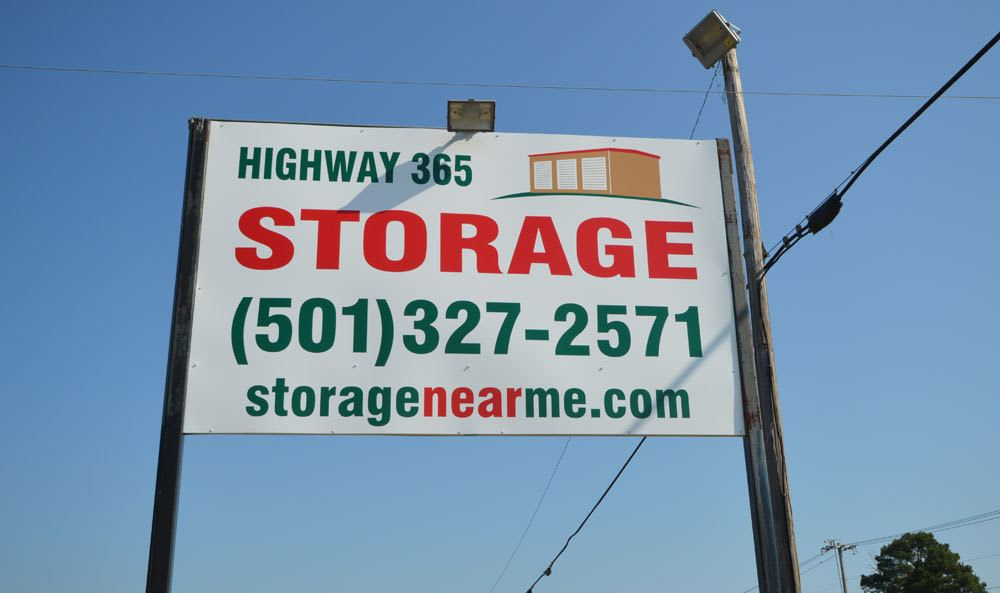 Welcome to Highway 365 Storage