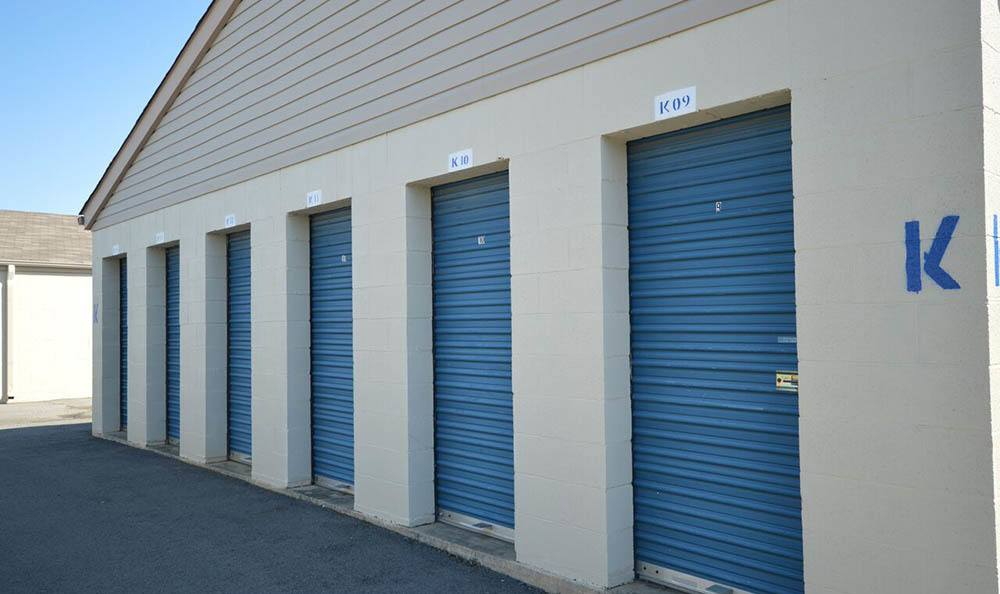 Museum Road Storage unit features