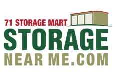 71 Storage Mart