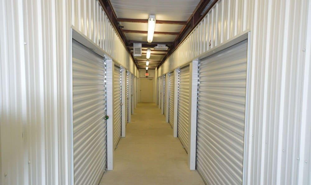 Climate controlled storage units in Rogers, AR
