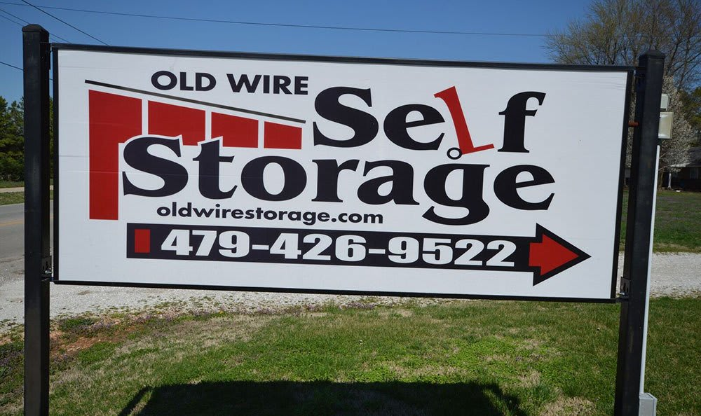 Our storage facility in Rogers